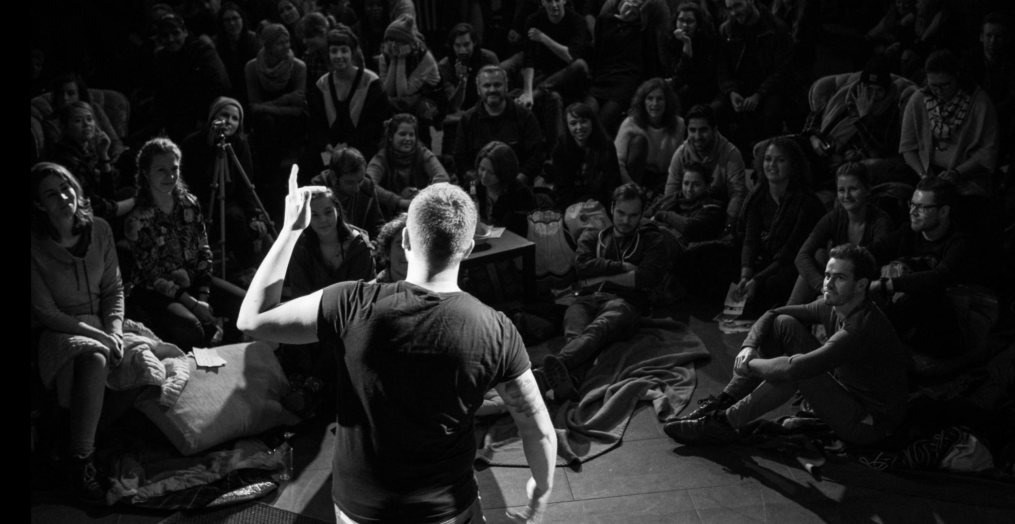 """Köln spricht Themenabend: """"Depression hat viele Gesichter"""" am 16.11.19 @Kulturraum405"""