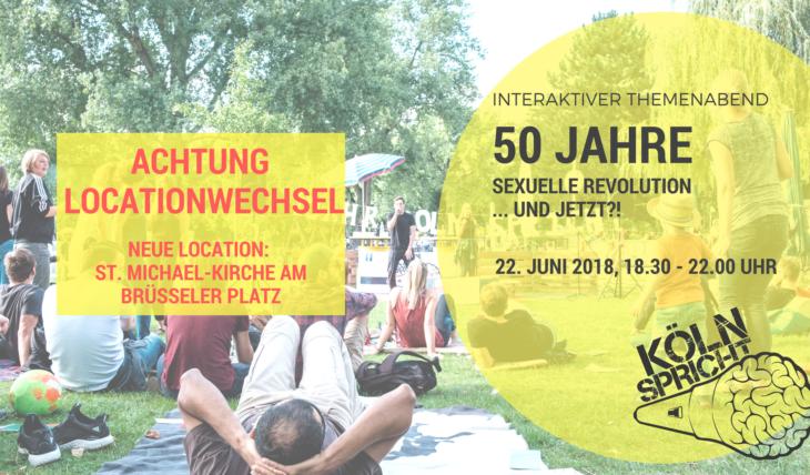 Banner Köln Spricht Themenabend